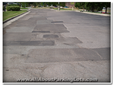 parking lot paving needs to be done right the first time or you can end up with a parking lot that needs asphalt repair year after year