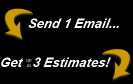 get asphalt repair or asphalt sealcoating estimates from up to 3 asphalt repair companies. Send one email, get up to three estimates!